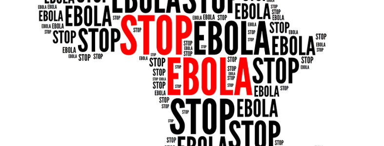 Kleer Vu Stop Ebola Red And Black