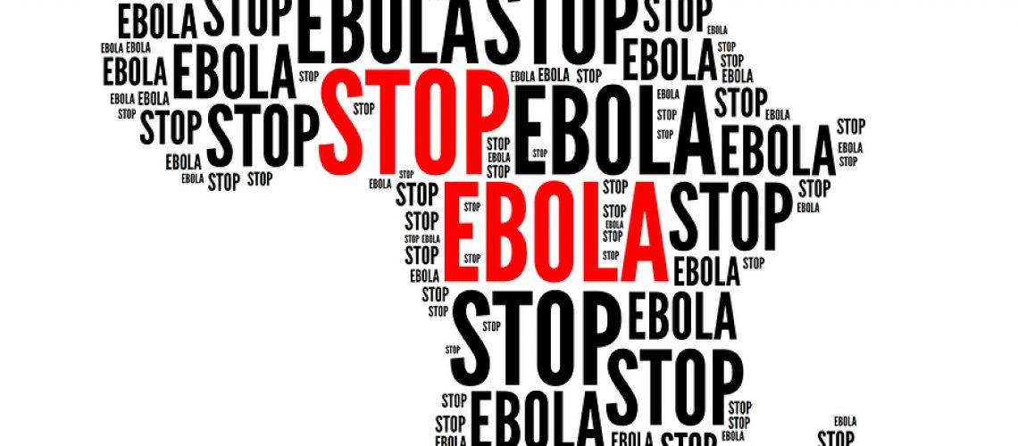 KleerVu Stop Ebola Red And Black